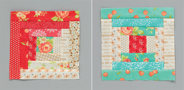Log Cabin Block Love 16 Giveaways Stitch This The Martingale Blog