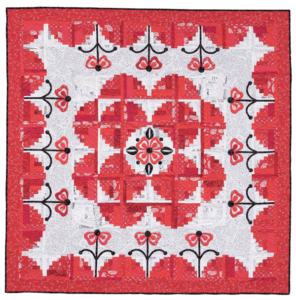Red-Licorice-Garden-quilt