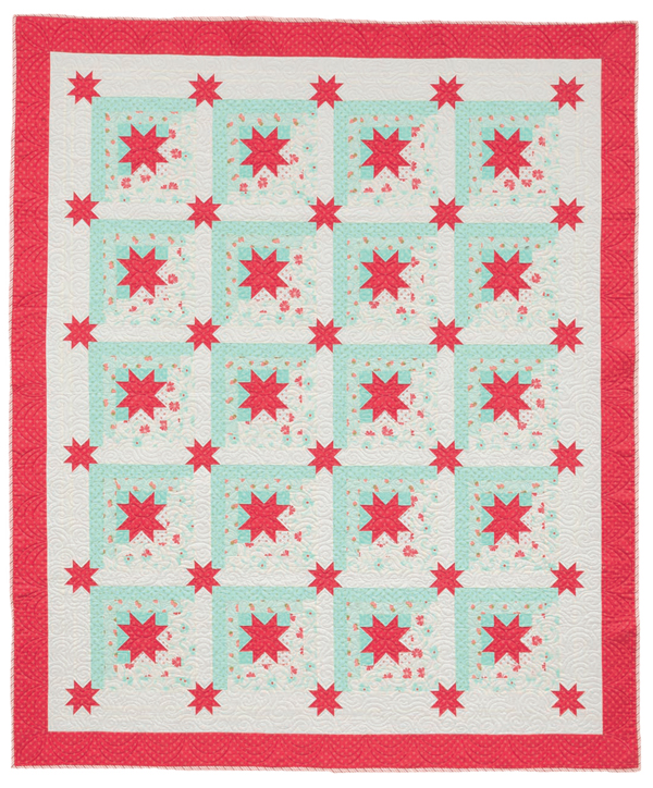 Log cabin block love 16 giveaways stitch this the martingale blog seeing stars quilt fandeluxe Gallery