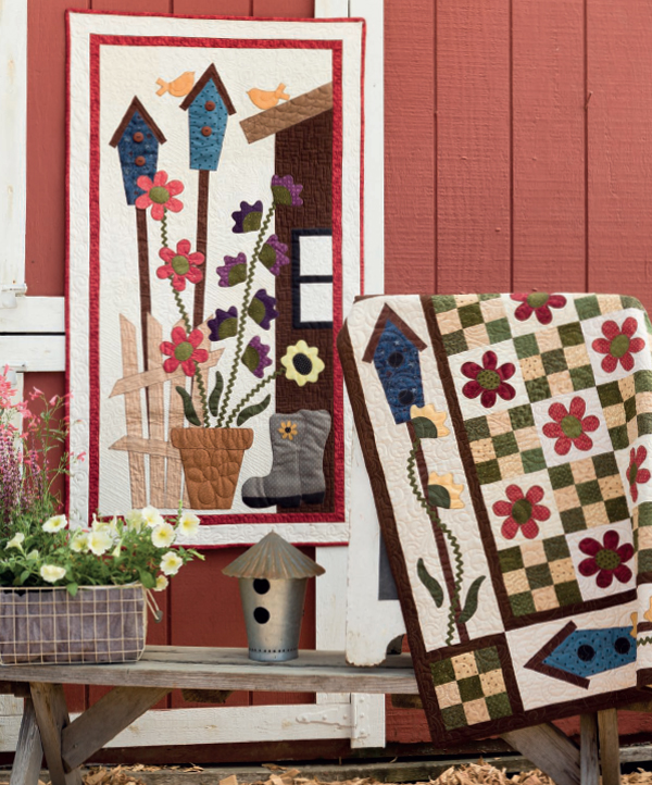 Spring-Blooms-Duo-quilts
