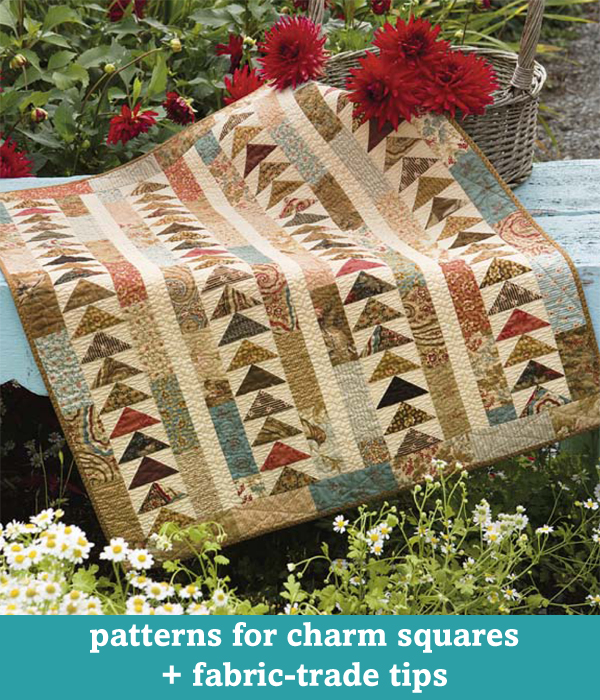 Patterns-for-charm-squares