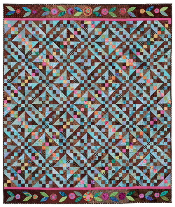Brown-Can-Be-Bright-quilt