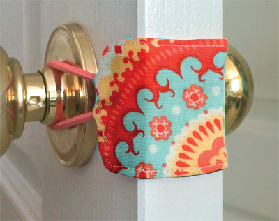 Nursery-Door-Latch-Cover