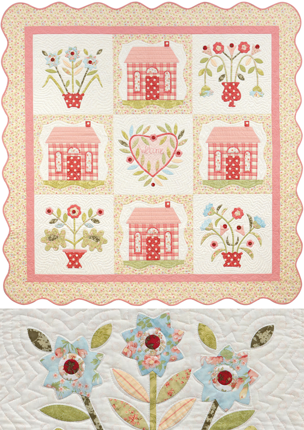 Summer-Cottage-quilt