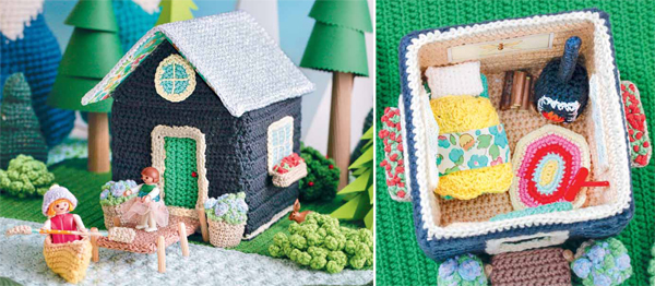 Crochet-lakeside-cabin