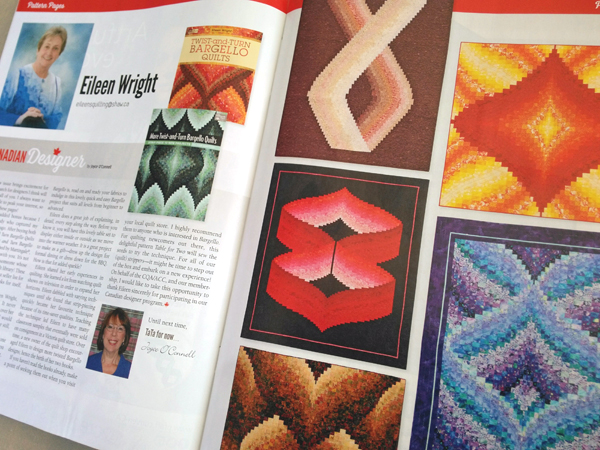 Eileen-Wright-in-Canadian-Quilter-Magazine