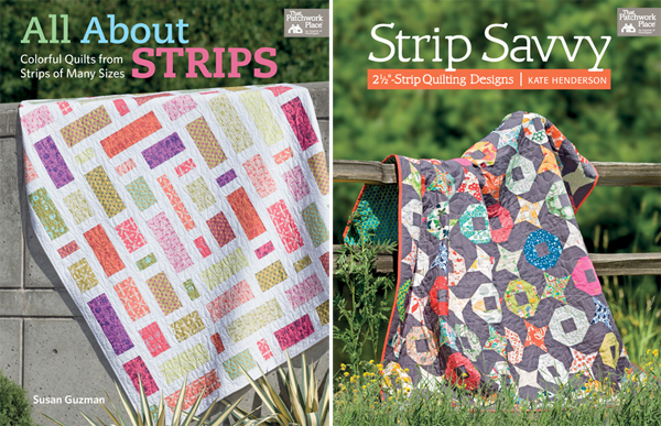 More-books-about-strip-quilting