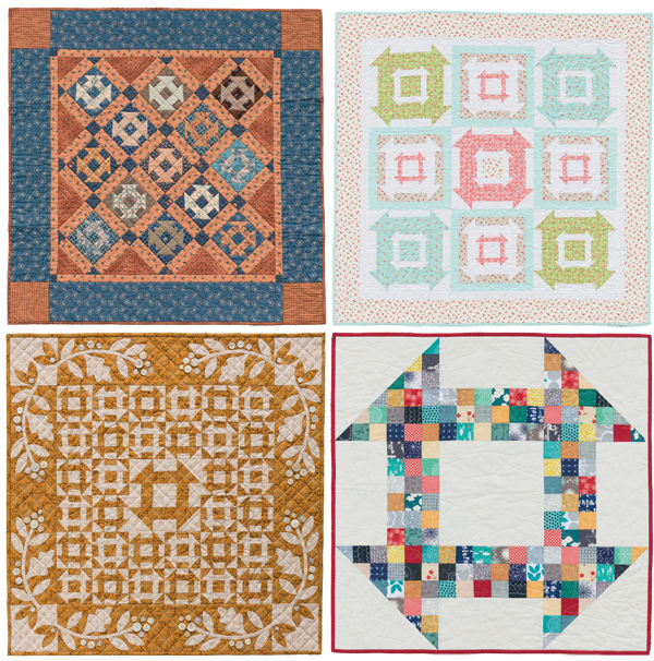 Quilts-from-I-Love-Churn-Dashes