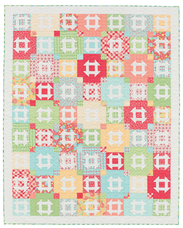 Summer-Dash-quilt-by-April-Rosenthal