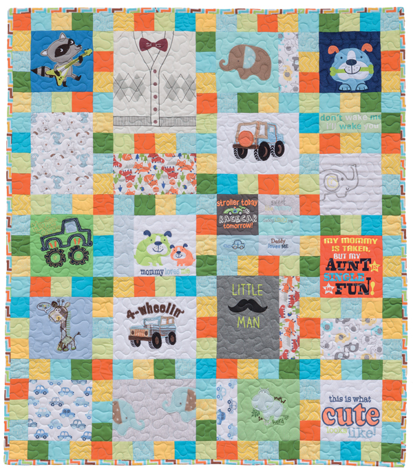Too-Precious-to-Pitch-T-shirt-quilt