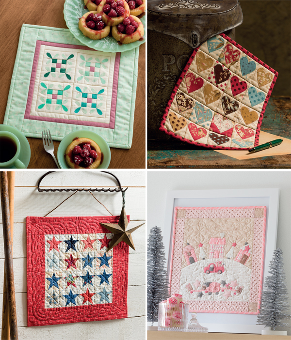 Quilts from Mini Marvels
