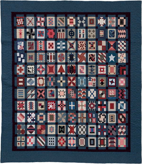 Small Town Parade quilt