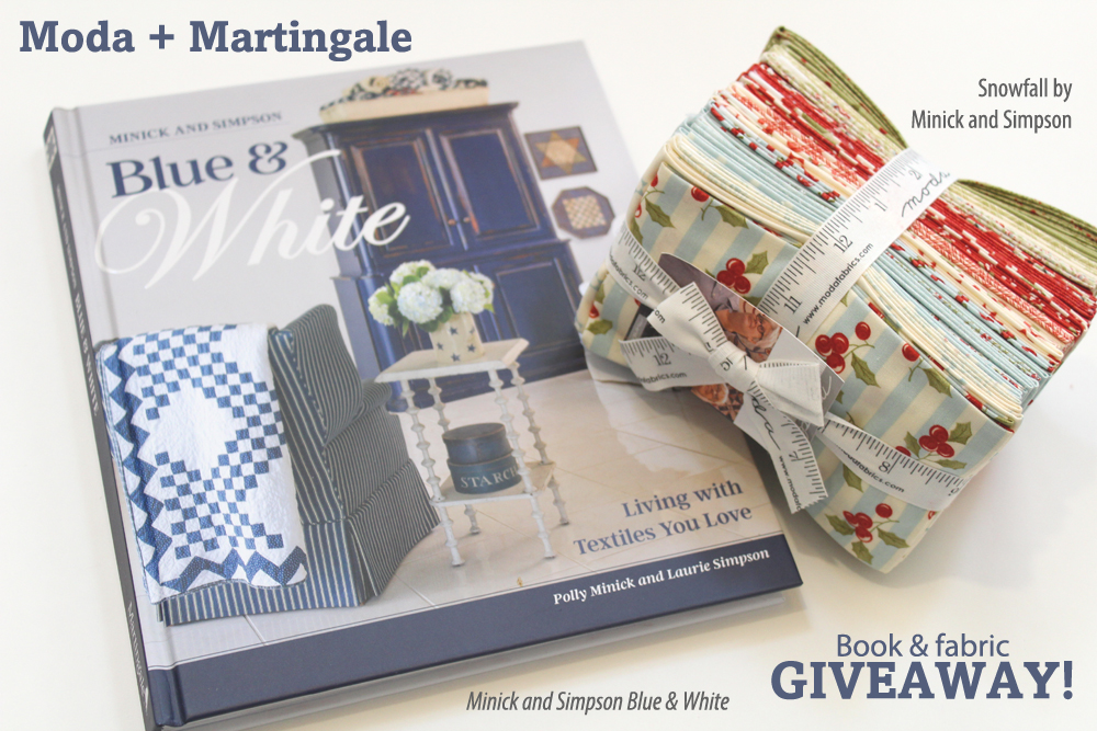 Martingale and Moda giveaway!