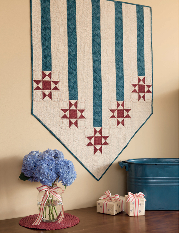 I Am Honored quilt