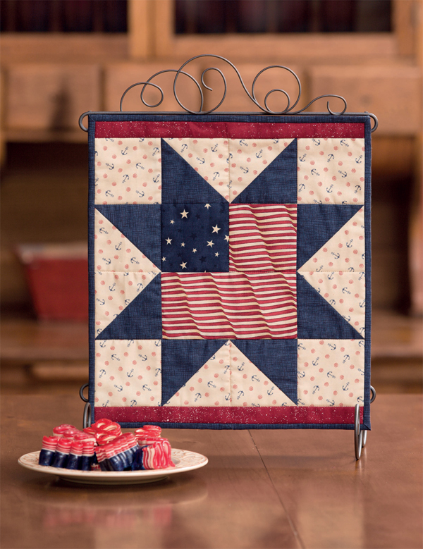 Easy Patriotic Quilt Patterns In Time For Summer Celebrating