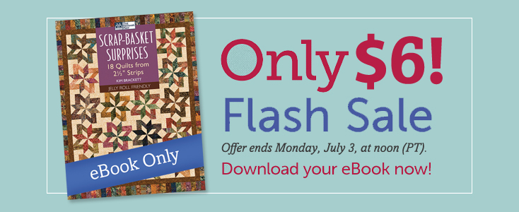 Scrap-Basket Surprises flash sale!