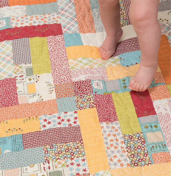 From Baby Quilts for Beginners