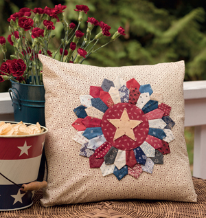 Patriotic Dreams Pillow