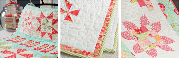 Quilts from Cotton Way Classics