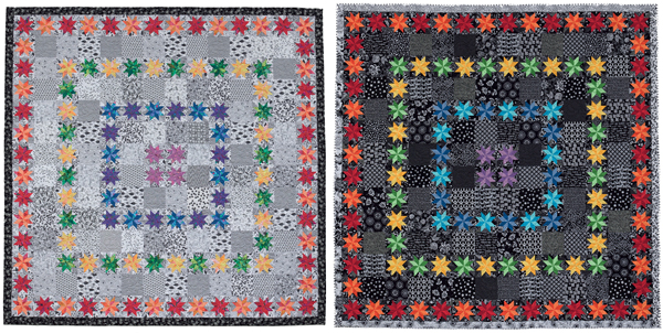 Star Bright quilts