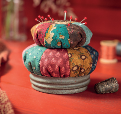 Pincushion from Simple Appeal