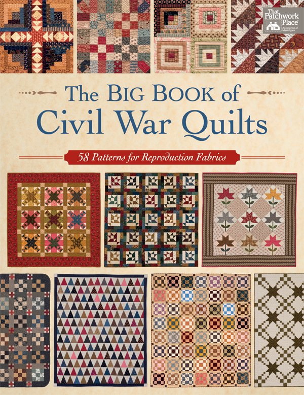Civil War Quilt Ideas 60 If You're Counting Giveaway Stitch Fascinating Civil War Quilt Patterns