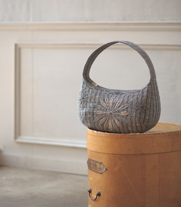 Flower Shoulder Bag by Yoko Saito