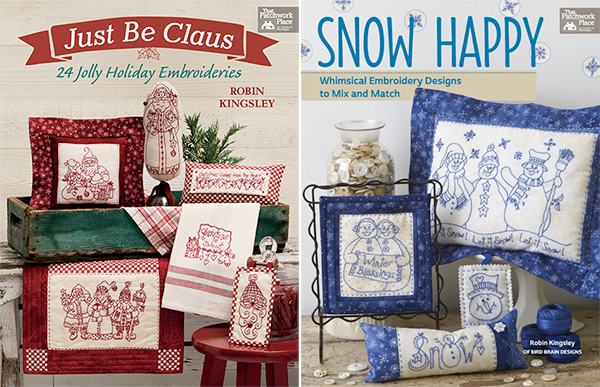 Just Be Claus and Snow Happy