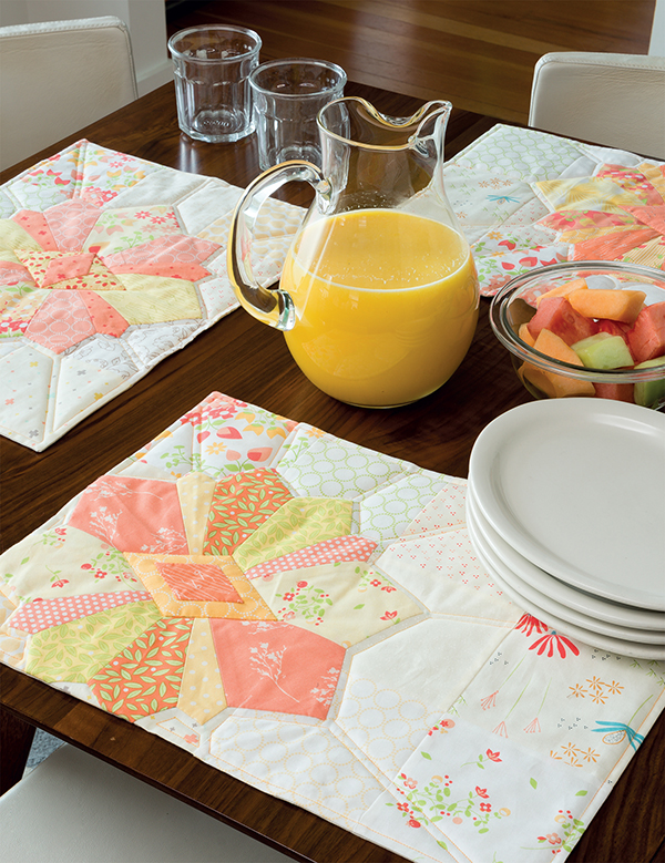 Good Morning Place Mats