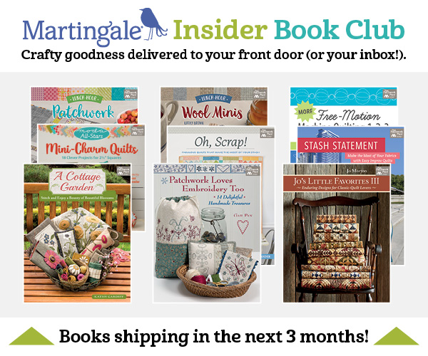 Martingale Insider Book Club