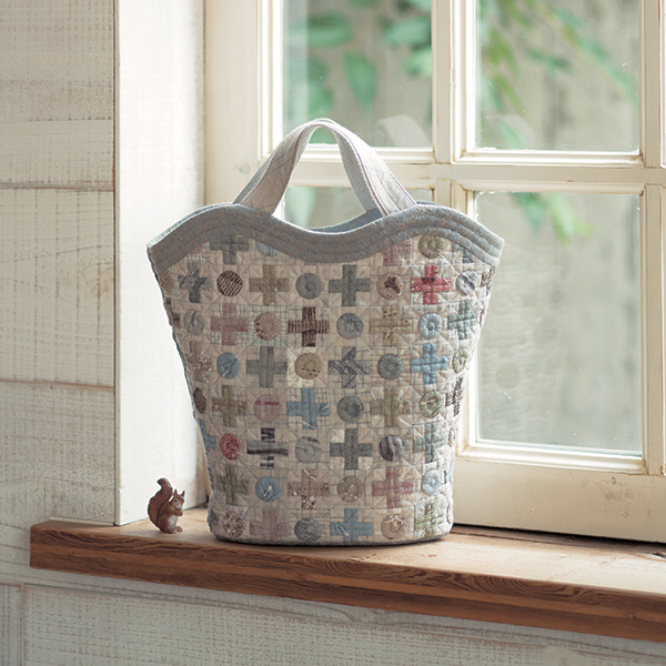 Dots and Crosses Bag