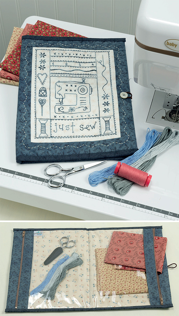 Just Sew Sewing Keeper