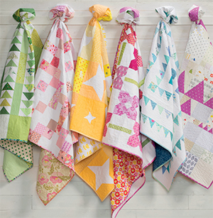 From Scrappy & Happy Quilts