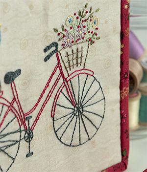 From Patchwork Loves Embroidery Too