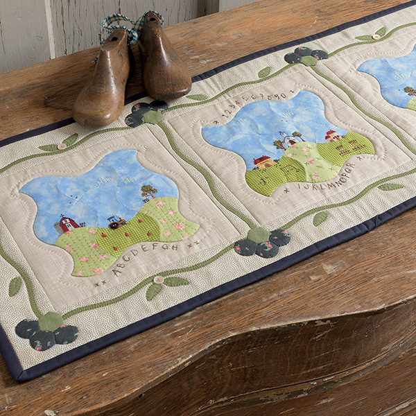 The Simple Life Table Runner