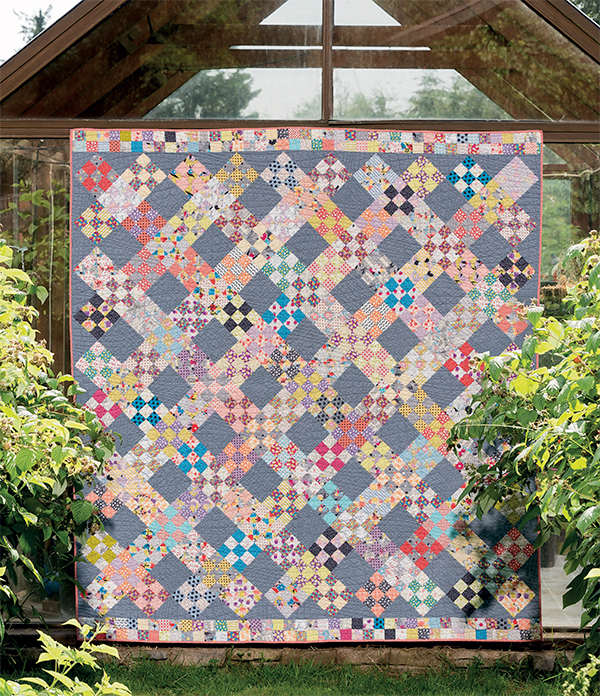 Wayne and Gordy quilt