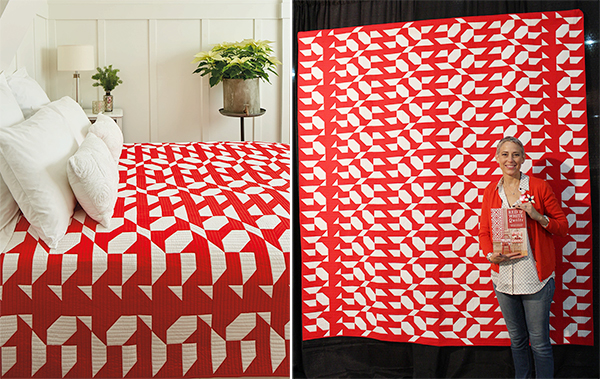 Crowd Pleaser quilt