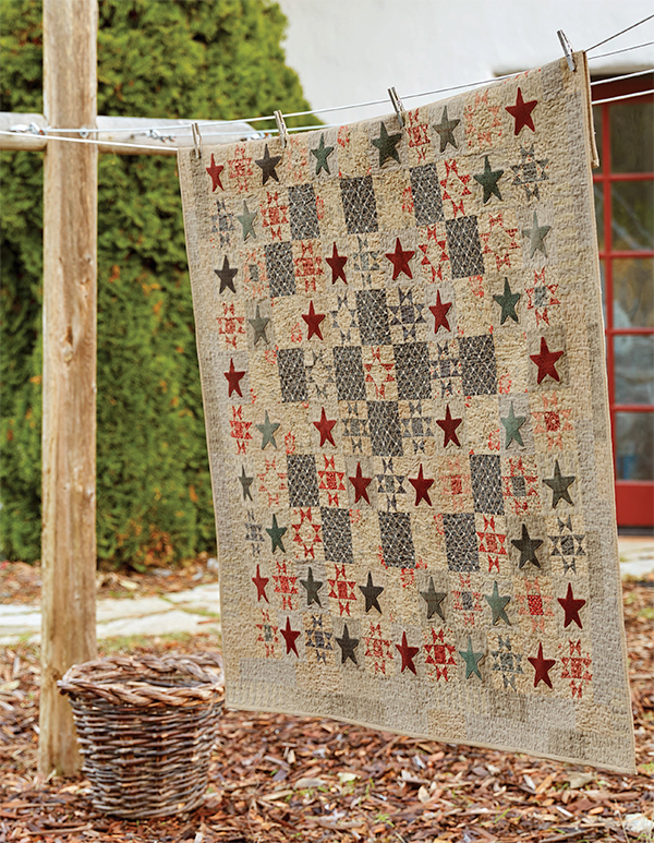 Wish upon a Star quilt