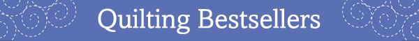 Quilting-bestsellers