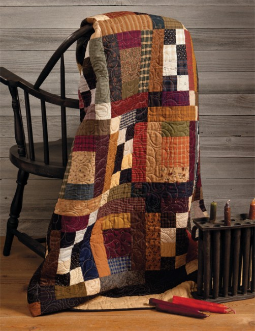 At Home with Country Quilts 12