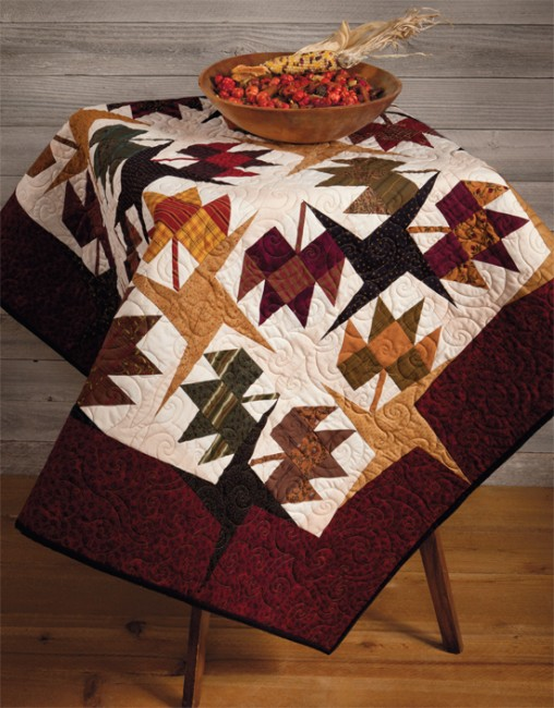 At Home with Country Quilts 2