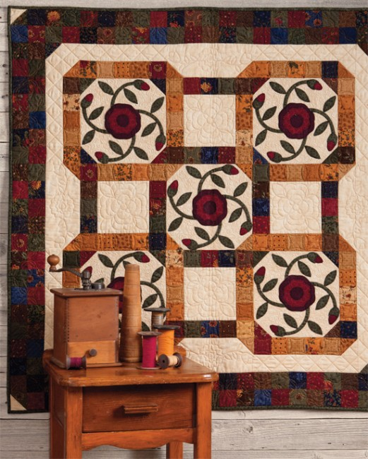 At Home with Country Quilts 6