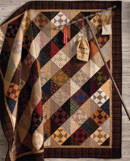 At Home with Country Quilts 8