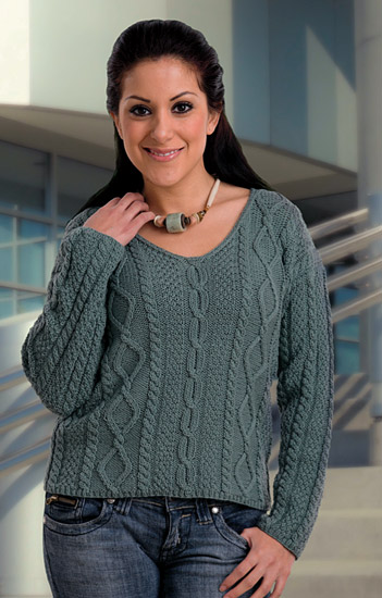 Easy Cable Knits for All Seasons 1