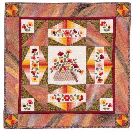 Quilts from Grandmother's Garden 5