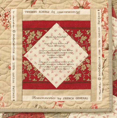 How To Label A Quilt 7 Ideas From Popular Authors Stitch This