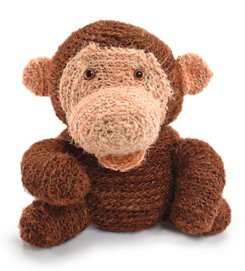 Monkey from Crocheted Softies