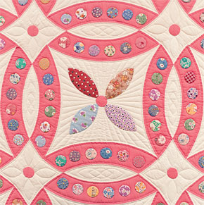 Tomorrows Heirlooms 1930/'s collection 6-9 Mini quilts 1880s scrap quilting 12-14 stitchesinch trip around the world miniature pattern