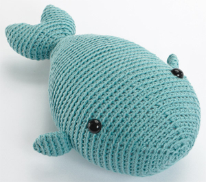 Whale from Crocheted Softies