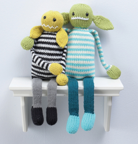 Knit a Monster Nursery 12